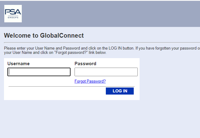 GmGlobalconnect is an official employee portal developed for General Motors employees.